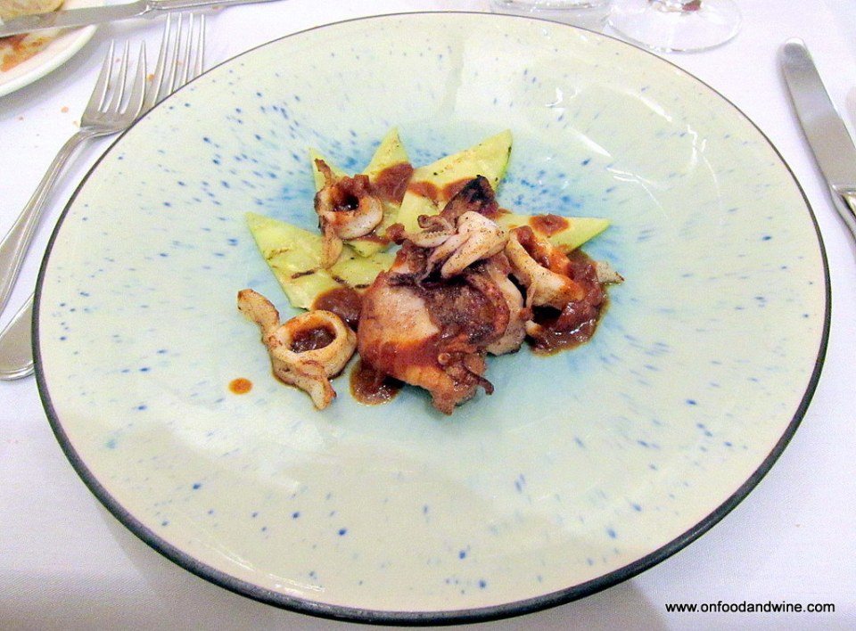 Inada - Brussels restaurant review by @onfoodandwine
