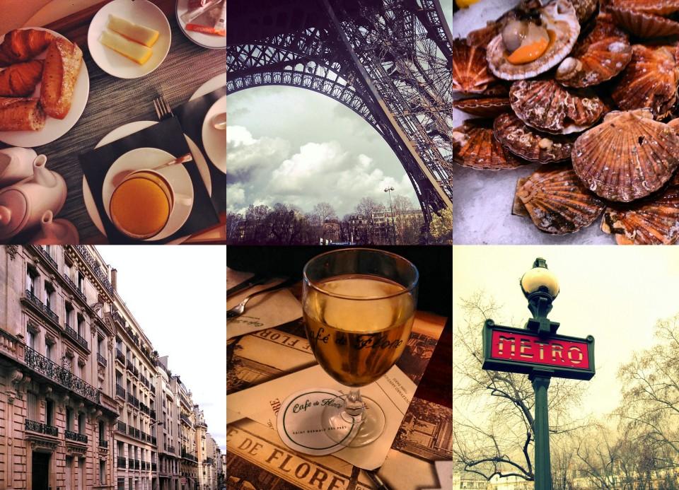Paris by @onfoodandwine
