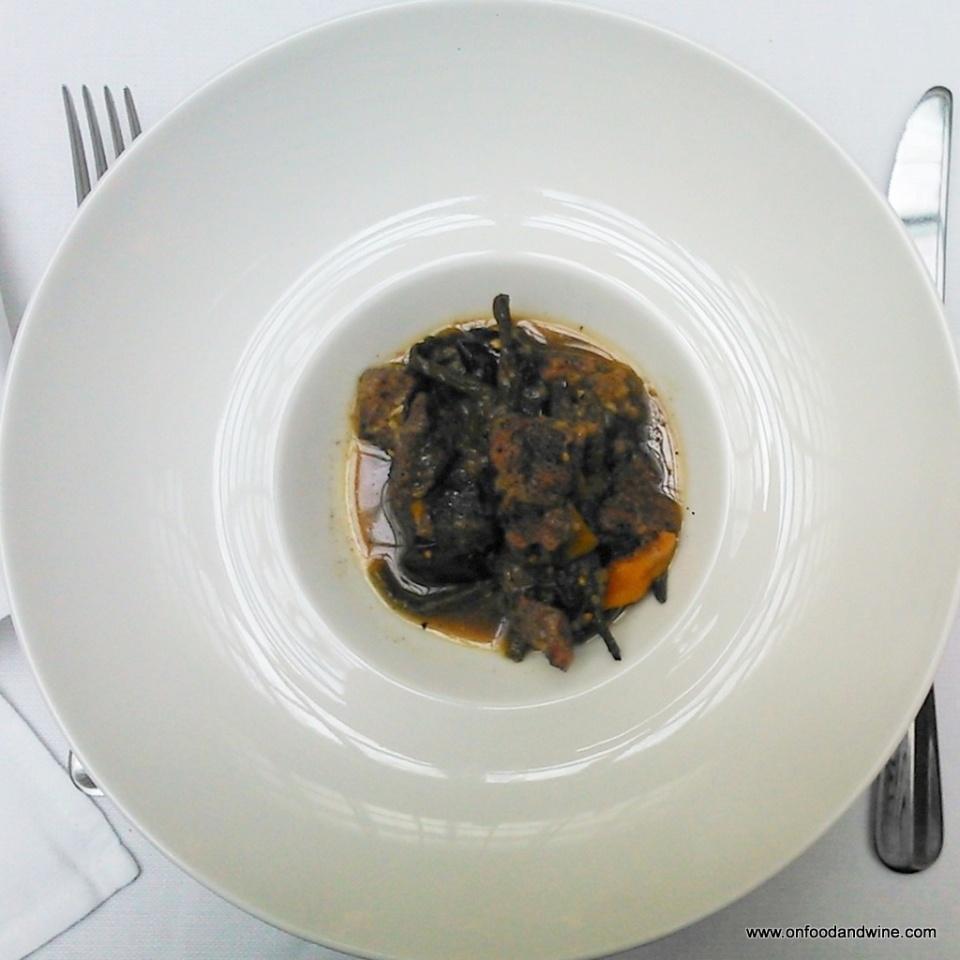 Notos - #restaurant in #Brussels review @onfoodandwine