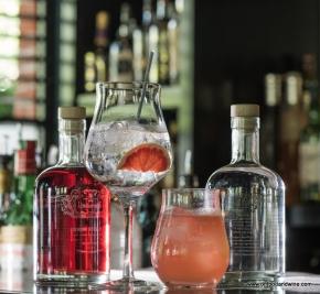 Lindemans #Gin @onfoodandwine