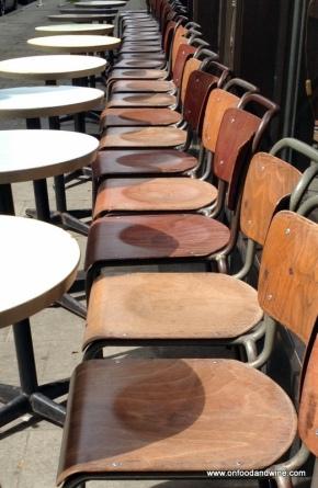 @onfoodandwine #brunch Cafe de la Presse
