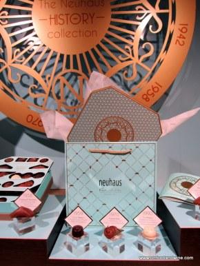 Neuhaus Chocolaties - a #chocolate dream @onfoodandwine