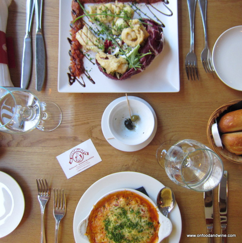 lunch at Au Stekerlapatte - #restaurant review by @onfoodandwine