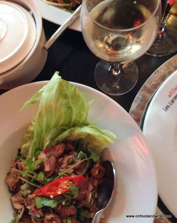 #restaurant review Les Larmes du Tigre - by @onfoodandwine in #Brussels