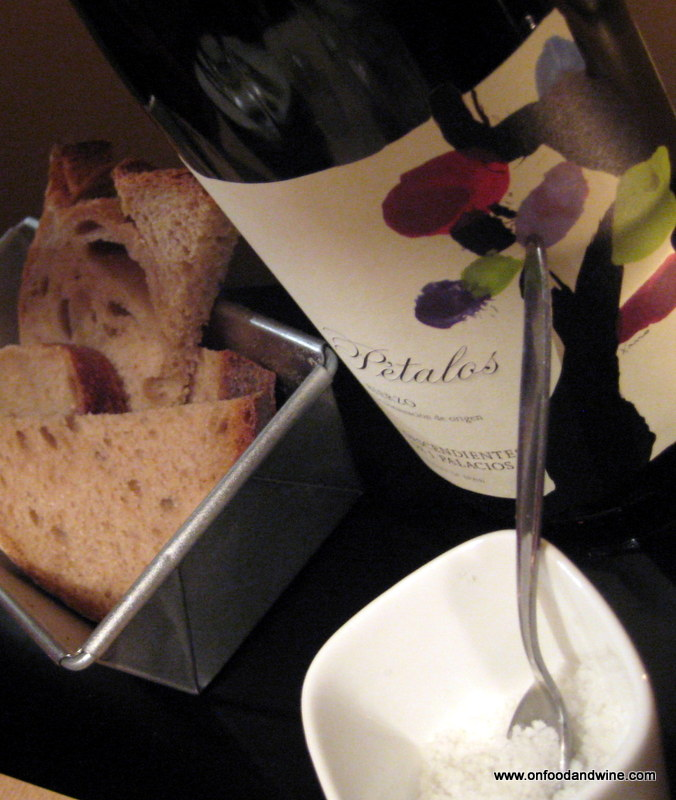 restaurant dinner at #CafedesSpores reviewed by @onfoodandwine