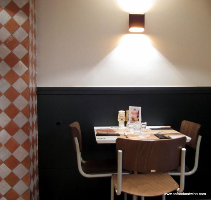 best #burger in #Brussels #Marcel - review by @onfoodandwine