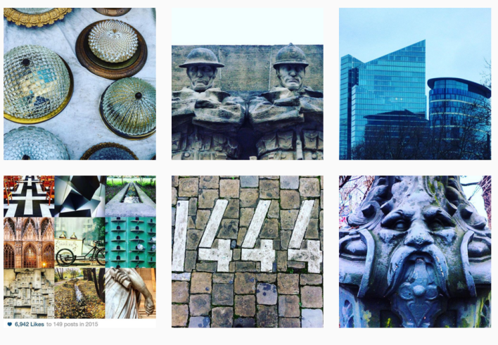 follow @BrusselsUrbanLegends on #Instagram #Brussels