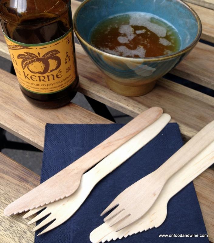 Creperie Ty Penty - foodtruck in #Brussels - review by @onfoodandwine