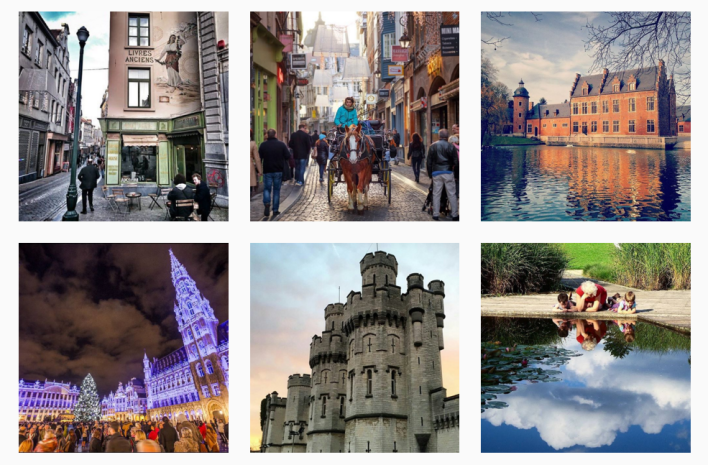 follow @visitbrussels on #Instagram #Brussels