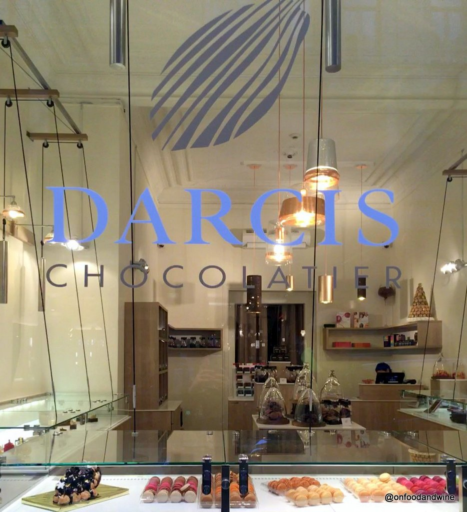list of #chocolate shops in #Brussels by @onfoodandwine