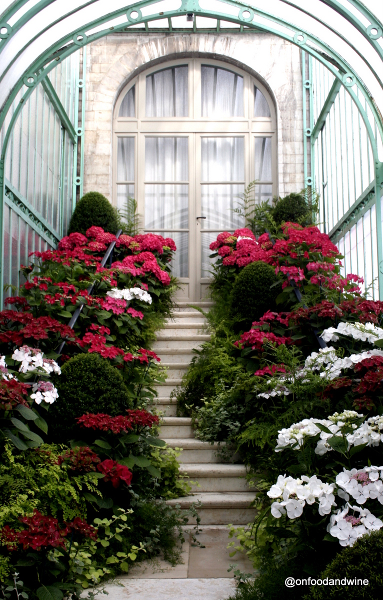 Royal Greenhouses of Laeken / Serres Royales de Laeken by @onfoodandwine in #Brussels