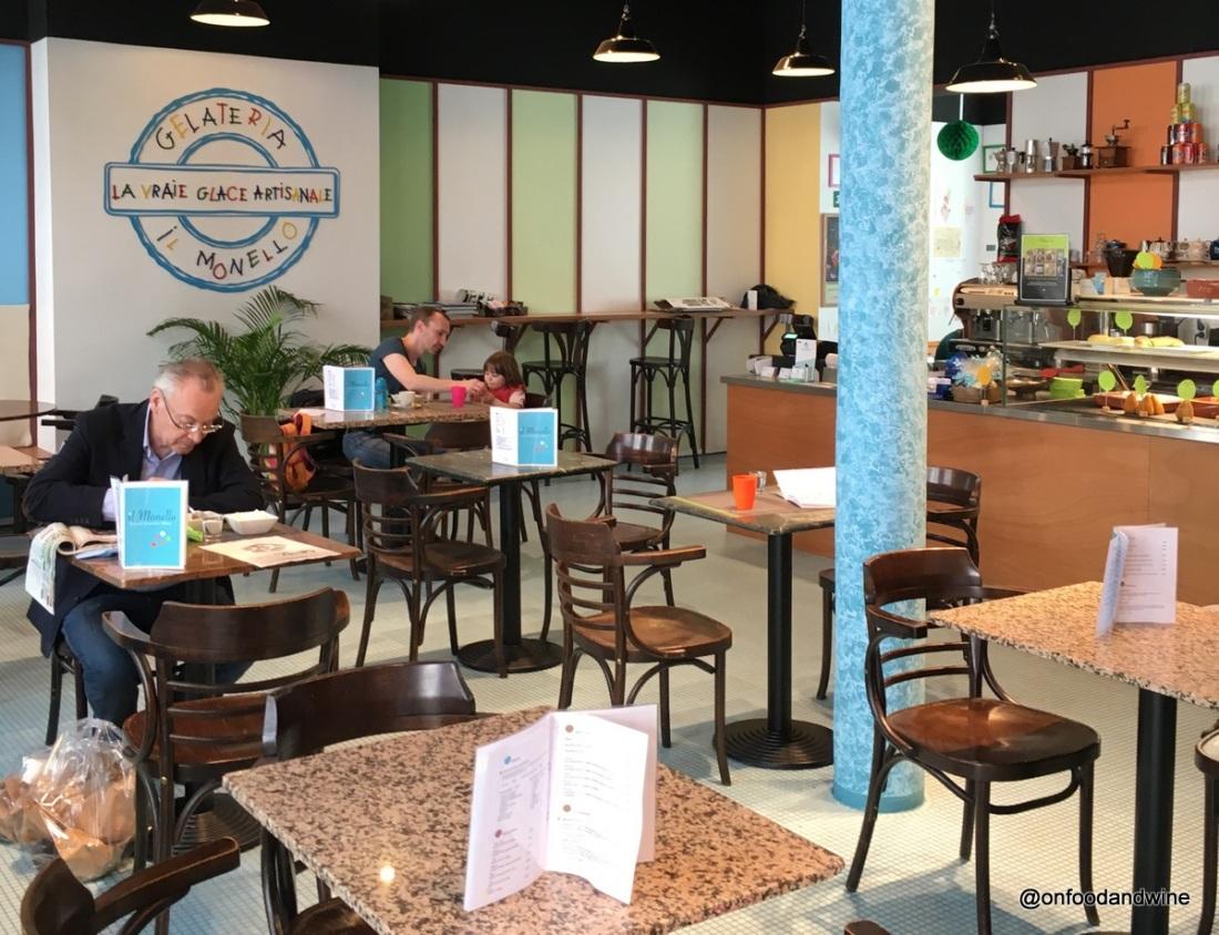 Gelateria Il Monella in #Brussels - review by @onfoodandwine